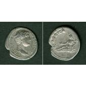 Publius Aelius HADRIANUS  Denar  ss+/ss  [134-138]