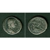 Publius Aelius HADRIANUS  Denar  s-ss  [134-138]