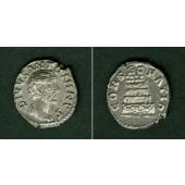 ANTONINUS PIUS  Denar  Divus  vz  [161-180]