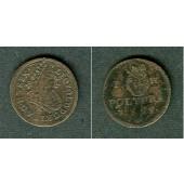 Österreich Ungarn RDR Poltura 1699  ss+/ss