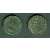 Österreich Ungarn RDR 1 Kreutzer 1780 K ss+