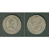 Österreich RDR 10 Kreuzer 1789 B (Ungarn)  s-ss/ss
