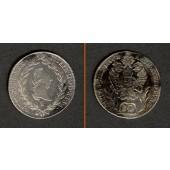 Österreich RDR 20 Kreuzer 1786 B (Ungarn)  f.vz