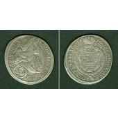 Österreich RDR 15 Kreuzer 1696 A  ss