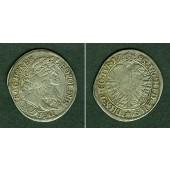 Österreich RDR 15 Kreuzer 1685 VBW  ss  selten