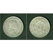 Österreich Kaiserreich 20 Kreuzer 1831 A  ss-vz