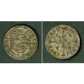 Österreich Salzburg RDR 1 Kreuzer 1681  ss