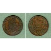 Österreich RDR 1 Pfennig Maria Theresia 1765  ss