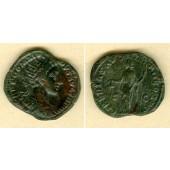 Lucius Aelius Aurelius COMMODUS  Dupondius  ss  [178]