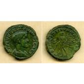 Caius Julius Verus MAXIMUS  Dupondius  ss+  selten!  [236-238]