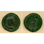 Marcus Ulpius TRAJANUS  Dupondius  ss-vz  [114-117]