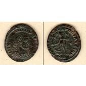 Galerius Valerius MAXIMINUS II. Daia  Follis  vz/vz-  [313]