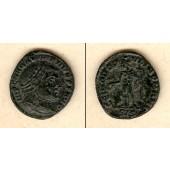 Marcus Aurelius Valerius MAXIMIANUS (Herculius)  1/4 Follis  vz  R2!  [305]