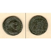 Flavius Valerius CONSTANTINUS I. (der Große)  Follis  f.vz  selten!  [319]