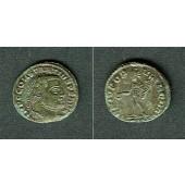 Flavius Valerius CONSTANTIUS I. (Chlorus)  1/4 Follis  selten!  f.vz  [305-306]