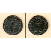 Flavius Julius CONSTANS  Follis  f.vz  selten  [348-350]