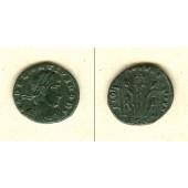 Flavius Julius DELMATIUS  Follis  vz/vz-  selten!  [335-336]