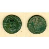 Fl. Val. Licinianus LICINIUS II.  Follis  vz/ss  selten!  [317-320]