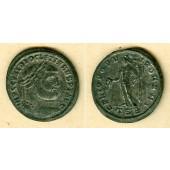 Caius Valerius DIOCLETIANUS  Groß-Follis  ss+  [298-299]