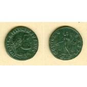 Galerius Valerius MAXIMINUS II. Daia  Groß-Follis  ss-vz  [310-311]
