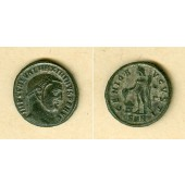 Galerius Valerius MAXIMINUS II. Daia  Groß-Follis  ss-vz  [312]