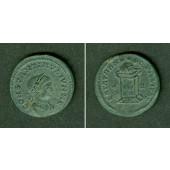 Flavius Claudius Julius CONSTANTINUS II.  Follis  vz/ss-vz  selten!  [322-323]