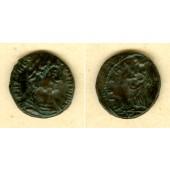 Flavia Maxima THEODORA  Follis  ss+  selten  [337-340]
