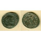 Flavius Valerius CONSTANTIUS I. (Chlorus)  Groß-Follis  ss-vz  [296]
