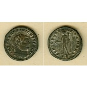 Marcus Aurelius Valerius MAXIMIANUS (Herculius)  Groß-Follis  f.vz/ss+  [294-295]