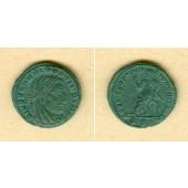 M. Aurelius CLAUDIUS II. GOTHICUS  1/2 Follis  DIVVS  vz  selten!  [317-318]