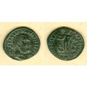 Valerius Licinianus LICINIUS I.  Follis  vz/ss-vz  selten!  [313-314]