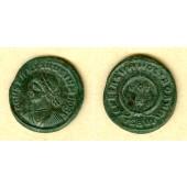 Flavius Claudius Julius CONSTANTINUS II.  Follis  f.vz  [324]