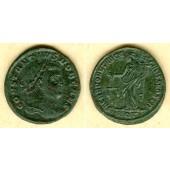 Flavius Valerius CONSTANTIUS I. (Chlorus)  Groß-Follis  ss-vz/vz  [300]