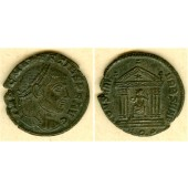 Marcus Aurelius MAXENTIUS  Groß-Follis  f.vz  [307-310]