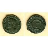 Flavius Claudius Julius CONSTANTINUS II.  Follis  ss-vz  selten  [324]