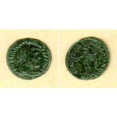 Marcus Aurelius Valerius MAXIMIANUS (Herculius)  1/4 Follis  f.vz/vz  R2!  [305]
