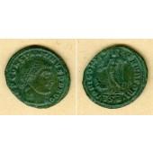 Flavius Valerius CONSTANTINUS I. (der Große)  Follis  ss+  selten  [317-318]