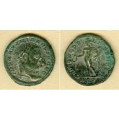 Marcus Aurelius Valerius MAXIMIANUS (Herculius)  Groß-Follis  ss-vz  [297-298]