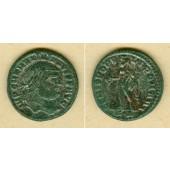 Marcus Aurelius Valerius MAXIMIANUS (Herculius)  Groß-Follis  ss+  [294-295]