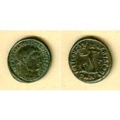 Flavius Valerius CONSTANTINUS I. (der Große)  Follis  extrem selten  vz  selten!  [313-317]