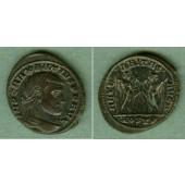 Marcus Aurelius MAXENTIUS  Groß-Follis  f.vz  [309-312]
