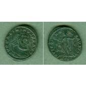 Galerius Valerius MAXIMINUS II. Daia  Follis  ss+  selten  [312]