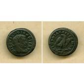 M. Aurelius CLAUDIUS II. GOTHICUS  1/2 Follis  DIVVS  f.ss  selten  [317-318]
