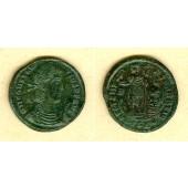 Flavius Julius CONSTANTIUS II.  Maiorina  ss-vz  selten  [350]