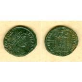 Flavius Julius CONSTANTIUS II.  Maiorina  f.vz  selten  [350-351]
