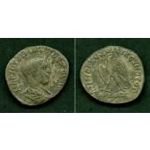 M. Julius Severus PHILIPPUS II. Filius  Provinz Tetradrachme  ss+  [247]