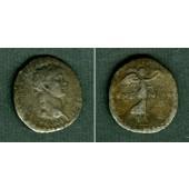 NERO Claudius Caesar  Provinz Hemidrachme  selten!  [60-68]