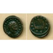 ALLECTUS  Antoninian / Quinar  ss  selten!  [293-296]