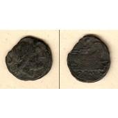 RÖMISCHE REPUBLIK  Semis  [91 v.Chr.]