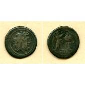 RÖMISCHE REPUBLIK  Victoriat anonym  f.ss  [211-208 v.Chr.]